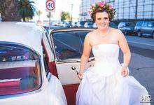 Wedding of Nathan & Tegan by WG Photography