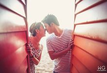 Pre-Wedding - Ben & Yunnie by WG Photography