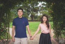 Pre-Wedding - Ken & Annie by WG Photography