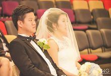 Wedding - Chris & Fera by WG Photography