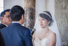 Wedding - Hadi & Irene by WG Photography