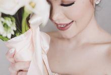 The Wedding of Denny & Maya by Yumi Katsura Signature