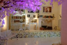 Winter Romantique by Fuchsia Decoration