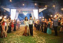 Bali Wedding by Fenny Damian