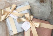 Boxy Pouch for Randy & Juven by Memoire Souvenir