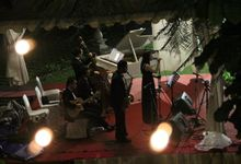 Gedung Arsip - Christian & Marilyn Wedding Reception by Jova Musique
