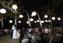 Bali Garden Beach Resort Wedding by BaliWedding