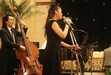 Balai Kartini - Bayu & Karin Wedding Reception by Jova Musique