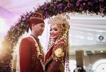 Wedding Day dr. Bonita & dr. Suryo by The Fixsa