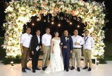 Timothy & Thanny Wedding by KEYS Entertainment