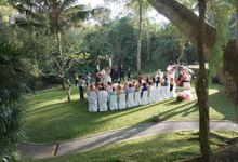 KYLIE & NICK by Villa The Sanctuary Bali