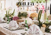 Chika & Abi - Bumi Samami - 10 September 2017 by Zulfa Catering