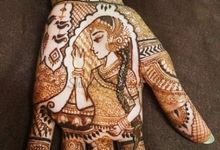 Bridal Henna by Sensimonial Touch