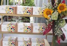 Difa & Kenzi Wedding by Denyut Bumi Tea & Aroma