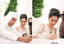 The Wedding Of Tiara & Erick by Soe&Su
