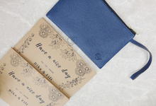 zipper premium upgrade craftbox sablon for Dika & Fifi by Gemilang Craft