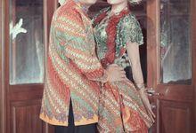Bagus & Tetri Traditional Prewedding by WOOW Photocinema