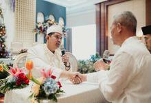 Khansa & Kevin by ProjectDEA Wedding Planner