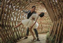 Prewedding Bayu & Rita by Blanca Studio