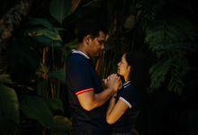 Adin & Bowo Prewedding by Ferula Picture
