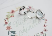 Rick and Aprille Wedding by Events by Miss P