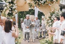 The Wedding of Citra & Deri by Elior Design