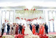 Wedding of Reland & Kezia by decorus production