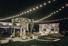 The Wedding of Risa and Agung by Elior Design
