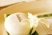 Green & White Decoration by Cocoon Beach Club Bali
