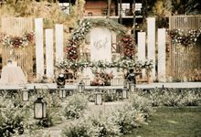 The Wedding of Gian & Angel by Elior Design