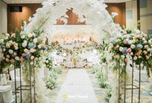 WEDDING OF LIUNSYAH & UMAM by Grand Soll Marina Hotel