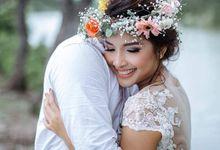 WEDDING & PREWEDDING MAKEUP by CHERIS'H makeup artist