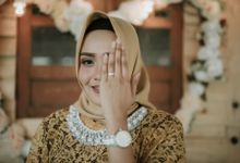 Asih & Syamsul Engagement by Locale Picture