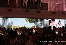 The Wedding of Halim and Josephine at Marina Convention Center by We Are Production