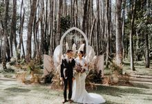 The Wedding of Nysha and Fariz by Elior Design