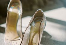 Evan & Jessica Wedding by Tefillah Wedding
