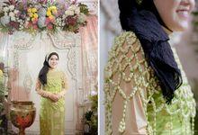 The Wedding Tika & Cahyo by Sheenstory