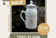FLASH SALE TEKO KLASIK WEDDING SOUVENIR by Mug-App Wedding Souvenir