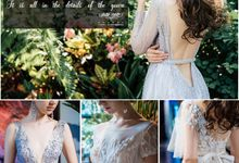 Design Board by Cang Ai Wedding
