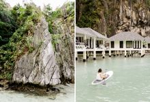Ricardo & AM Foreveryday in El Nido by Foreveryday Photography