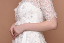 Edela Wedding Dress by Carmel Studio