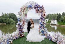 Dovil bride by Maria German decor