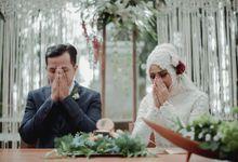 Ojel & Wewa Wedding at Taman Hutan Raya Juanda by Jalin Decor