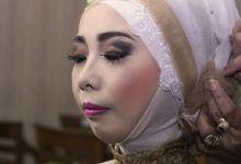 Tika and Farid Wedding day by Union Stylez