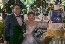 Wedding Day of Axelle & Engelin by D'banquet Pantai Mutiara