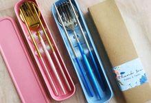 KOREAN CUTLERIES by Gifu Invitation & Souvenir