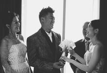 The Wedding of William & Shanie by Ivow Wedding