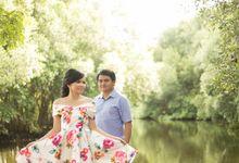 Alex and Aurel Prewedding by Kyria House of Bride