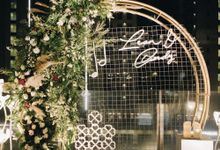 The Wedding of Leon & Cindy by Elior Design