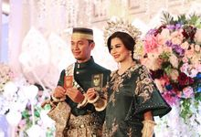 Traditional Makasar Wedding by SLIGHTshop.com